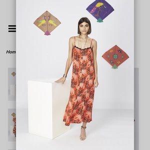 NEW NWT Kopal Printed Dress XS $194